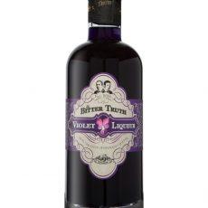 violet, likeris, violetinis, Bitter truth,violet