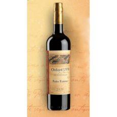 Oxford 1.970, likerinis vynas, saldus
